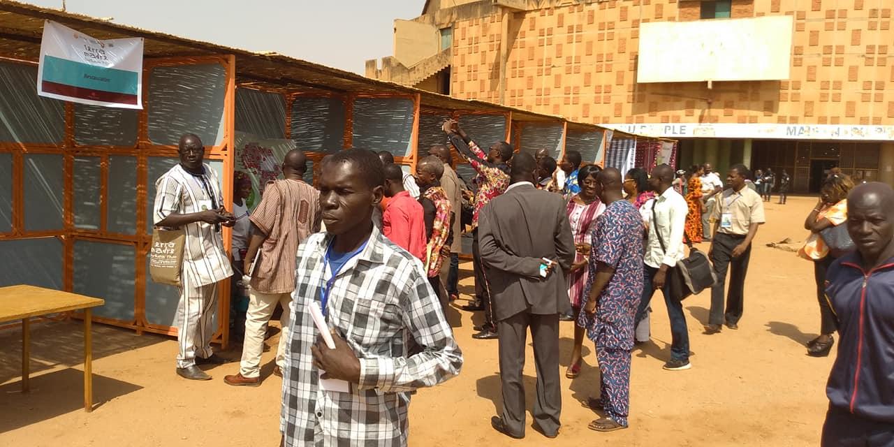 Agrinovia @ Terra Madre Burkina Faso, Ouagadougou 2/3 Février 2019